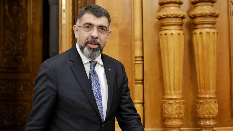 """Robert Cazanciuc îi dă replica lui Iohannis: """"E inacceptabil să pună în seama Parlamentului numărul mare de cazuri pozitive"""""""