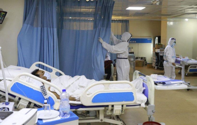 """Pacientă internată pentru coronavirus, mărturii șocante: """"Nici nu credeam că mai scap"""""""