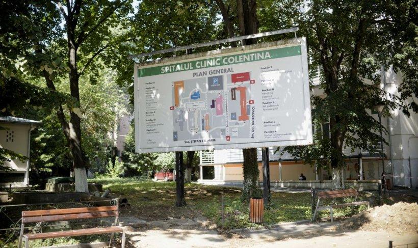Spitalul Colentina din Capitală, redeschis oficial începând de astăzi