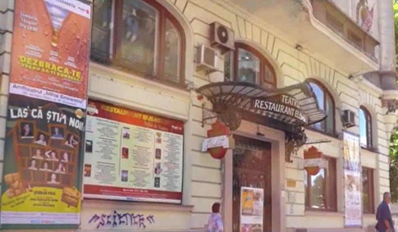Teatrul Elisabeta vă aduce spectacole în aer liber. Unde vă puteți bucura de piesele mult iubite