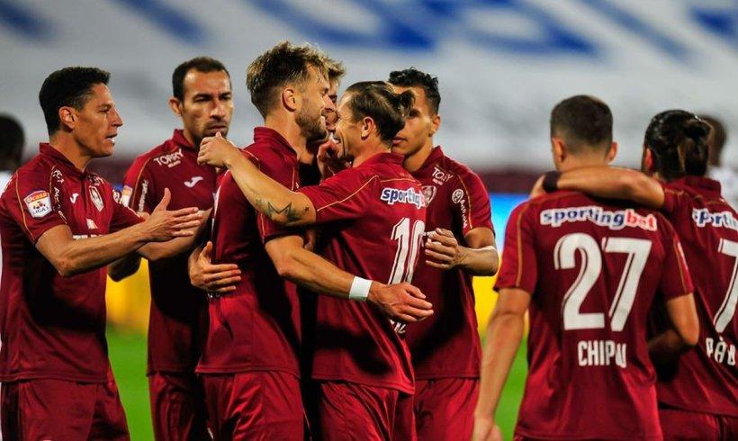 Jucător infectat cu coronavirus la CFR Cluj! Meciul cu FCSB din această seară a fost amânat