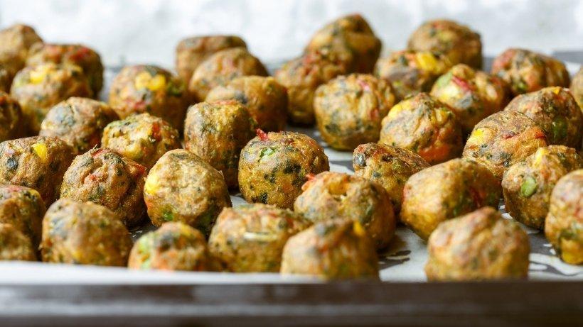 Cele mai bune chiftele de legume, fără pic de carne. Rețetă ieftină și ușor de preparat