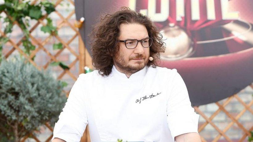 """Chef Florin Dumitrescu doarme de 2 luni pe canapeaua din mansardă! Ce se întâmplă cu căsnicia lui? """"A fost foarte greu"""""""