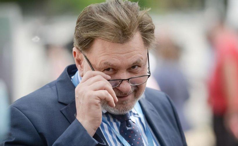 Cutremur pe scena politică! Profesorul Alexandru Rafila, candidat la Primăria Capitalei. Din partea cărui partid ar putea candida medicul
