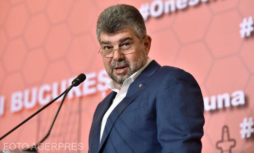 Şefii din PSD, convocaţi de Ciolacu la discuţii. Ce vrea să facă şeful interimar al partidului