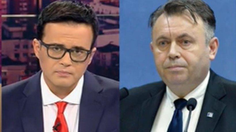 Nelu Tătaru îi răspunde lui Mihai Gâdea: când vom ajunge la acea stare de urgență!