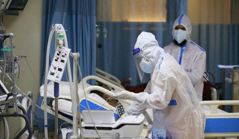 O bătrână cu Covid-19 a murit în condiții suspecte într-un spital din Argeș. Ce a putut să i se întâmple după zece zile de internare