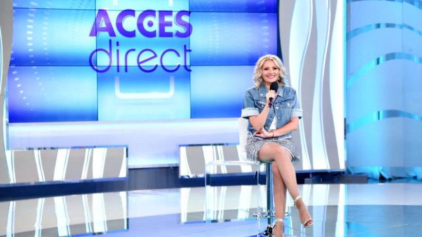 Pleaca Mirela Vaida de la Acces Direct? De ce nu s-a difuzat astăzi emisiunea