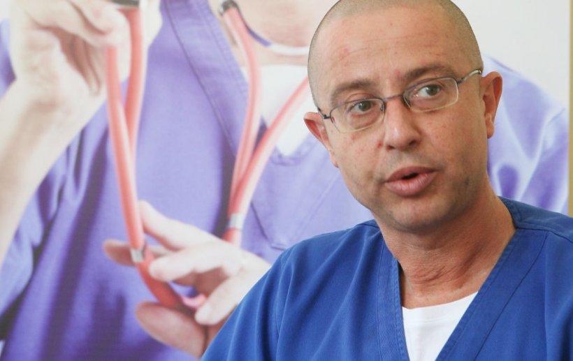 """Dr. Ciuhodaru atrage atenția: """"Când erau 288 de pacienți la ATI, la 4805 teste totul era roz. Acum la 300 la 30 de mii de teste e gravitate maximă! Comparație!"""""""