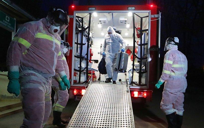 Record absolut de infectări cu noul coronavirus în România: 15 morți în ultimele 24 de ore și 1284 de cazuri noi. Care este numărul testelor realizate