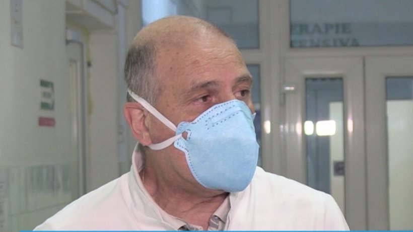 """Dr. Virgil Musta, semnal de alarmă după creşterea alarmantă a cazurilor de COVID: """"E o situație îngrijorătoare, pandemia este într-o accelerare mare"""""""