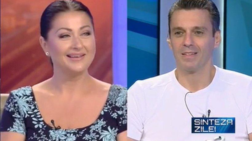 Gabriela Cristea și Mircea Badea au povestit despre perioada când lucrau împreună la Tele7ABC. Ce salariu aveau cei doi
