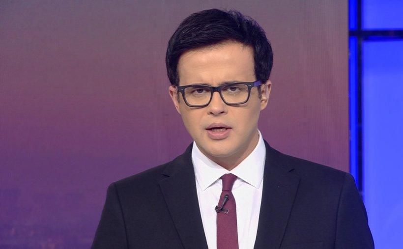 Mihai Gâdea, anunț în direct: Astăzi, redacția noastră a primit amenințări!