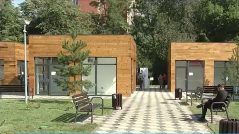 Veste bună pentru bucureşteni! S-a deschis un nou complex comercial, iar zona are şi un parc modern