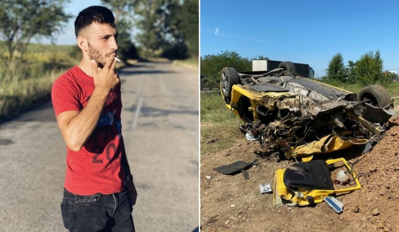 El este șoferul sinucigaș care a ucis o fetiță de 6 ani și pe tatăl ei într-un accident în Craiova