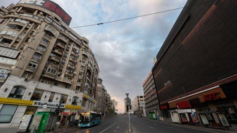 Trafic restricționat în Capitală! Mai multe străzi din București vor fi închise miercuri