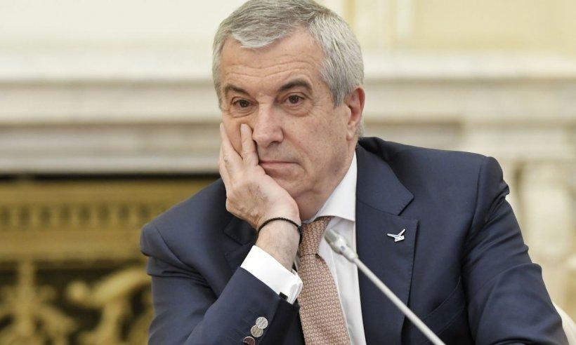 """Călin Popescu Tăriceanu dorește semnarea unui acord politic cu PSD: """"Scopul e de a pune bazele unei alternative serioase la incompetenții din PNL"""""""