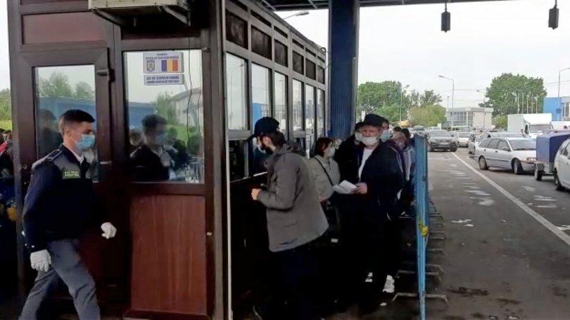 MAE: Bulgaria nu le mai cere românilor declarația pe propria răspundere la trecerea graniței