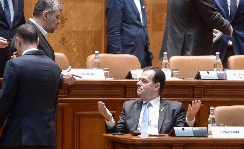 """PSD, anunţ tranşant: """"În august, punem STOP haosului PNL!"""""""