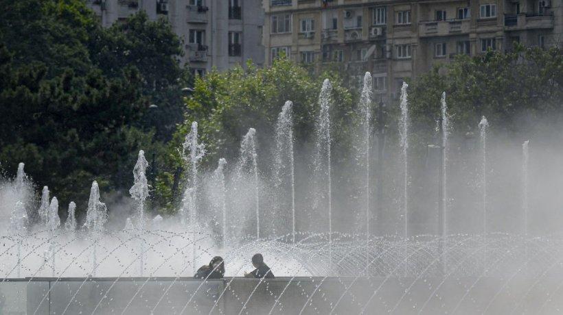 Care este zona cu cele mai mici temperaturi din București, vara? De ce apare diferența? Elena Mateescu: Aceasta este explicația