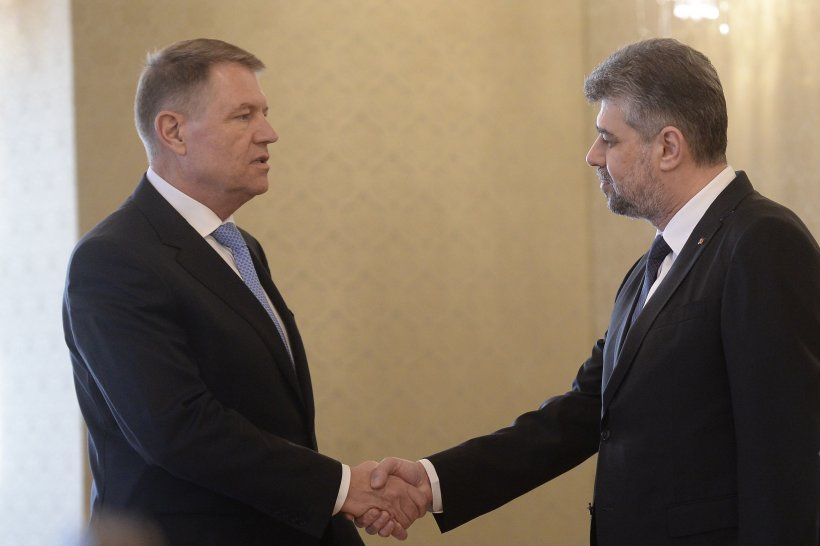 Cristoiu: Klaus Iohannis îl ajută pe Marcel Ciolacu să câștige șefia PSD