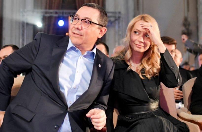 Revine Daciana Sârbu în politică? Decizia soției lui Victor Ponta. Ce va face de acum înainte