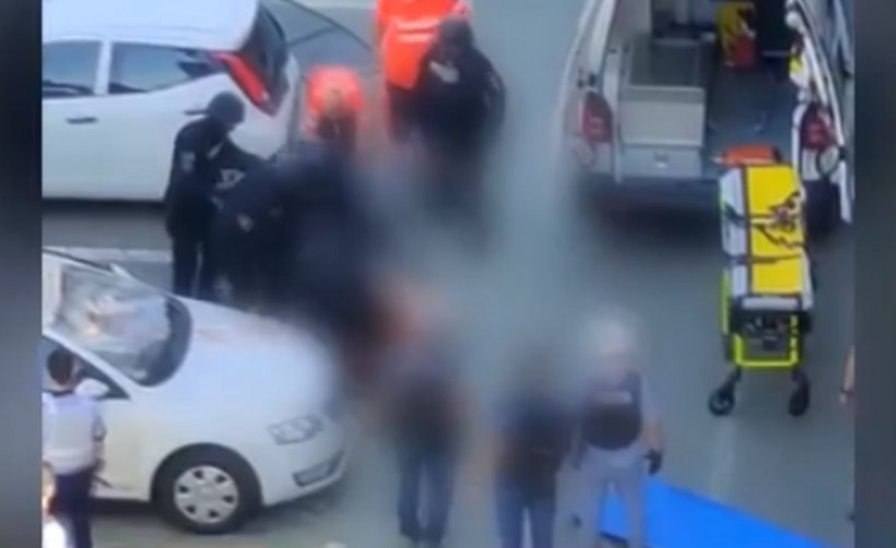 Putea fi evitată tragedia în cazul bărbatul care s-a aruncat de la etaj cu mascații la ușă? Cum reacționează specialiștii