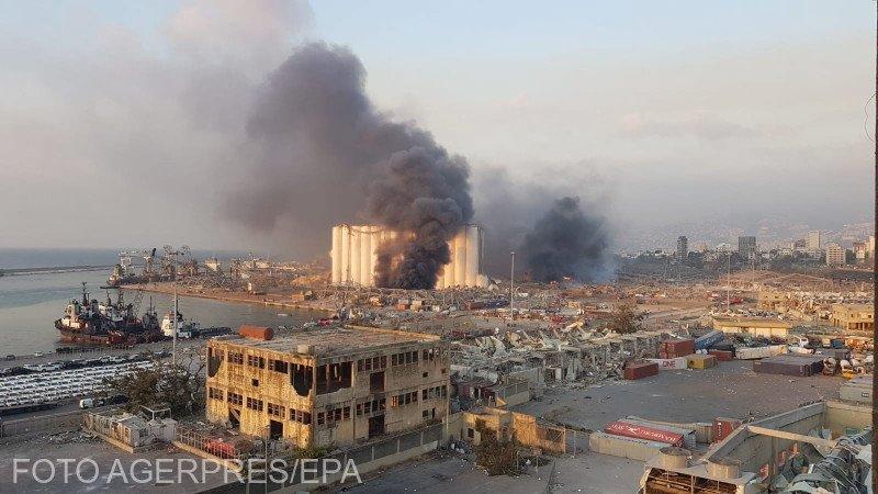 Scenariul cel mai negru în cazul exploziei puternice din Beirut. Un important analist politic trage un semnal de alarmă!