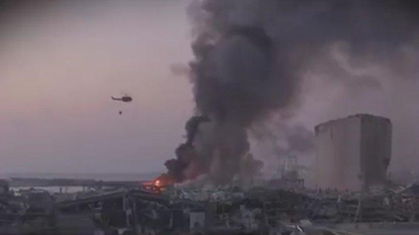 Adevărul despre cumplita explozie din Beirut! Cauza deflagrației este uluitoare