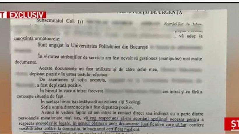 Document exploziv care arată haosul de la DSP București. Institutul pentru Situații de Urgență cere ajutorul Ministerului Sănătății