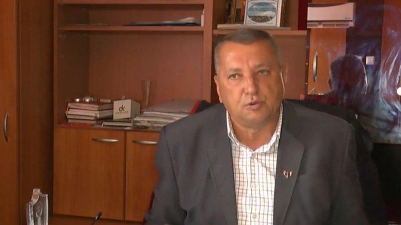 România la vot. Doinel Grumăzescu, primarul cu şapte mandate