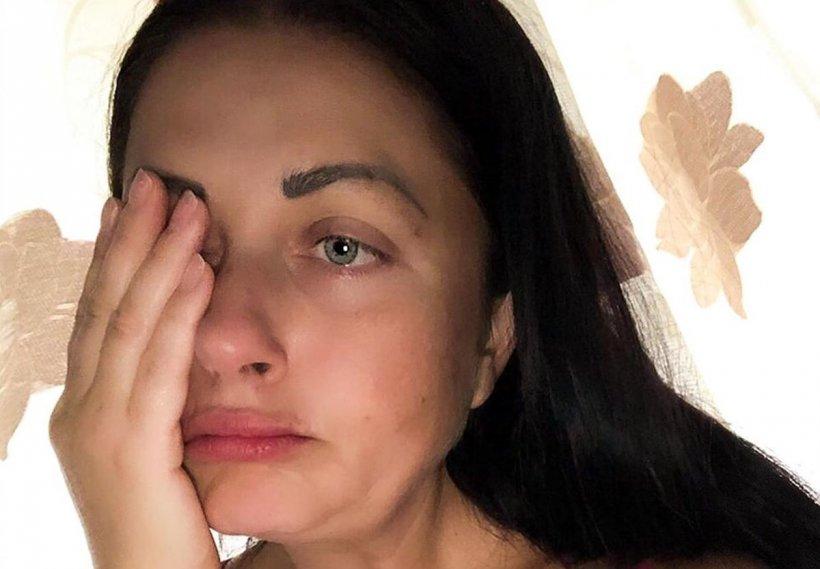 Gabriela Cristea, fotografiile cu care și-a speriat fanii. Ce s-a întâmplat cu vedeta