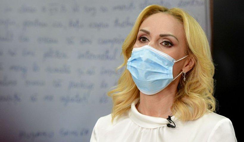 Gabriela Firea, prima reacție referitoare la candidatura lui Tăriceanu la Primăria Capitalei