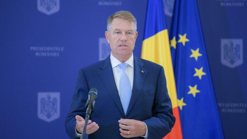ULTIMA ORĂ. Klaus Iohannis își cere scuze public după discursul de miercuri