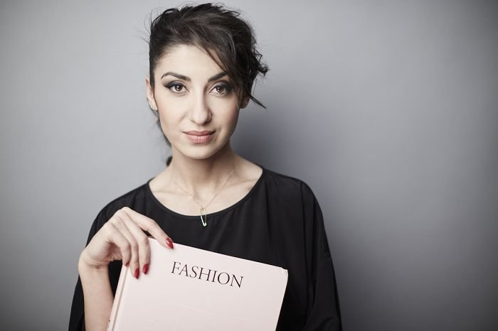Laura Hîncu - designerul reinventat al mătăsii