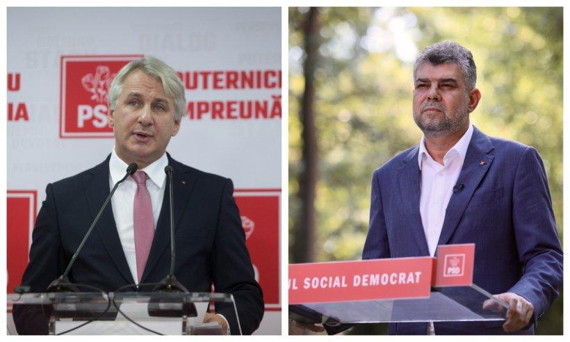 """Scandal în PSD! Teodorovici, la cuțite cu Marcel Ciolacu: """"Trebuie să își asume bătălii politice"""""""