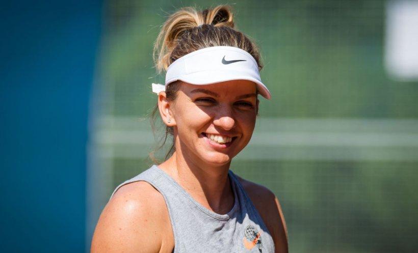Simona Halep s-a calificat în sferturi la WTA Praga. Primele declarații ale tenismenei