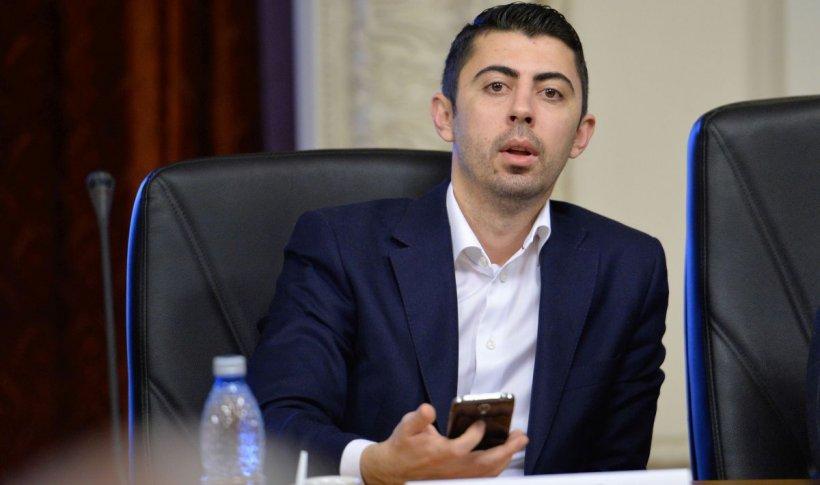 Fostul deputat PSD Vlad Cosma, achitat în dosarul de evaziune fiscală şi spălare de bani. Decizia nu e definitivă