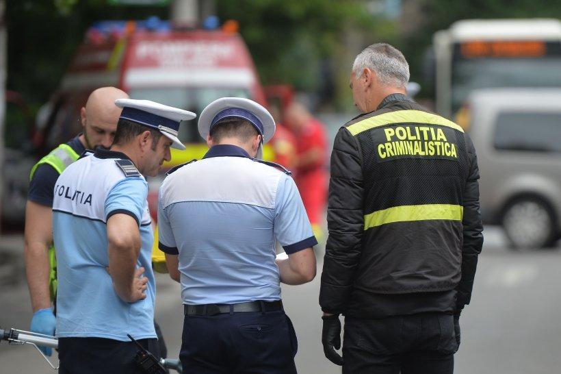 Un criminalist din Călimănești s-a sinucis pe un deal. Șeful Poliției, acuzat de comportamente violente cu angajații