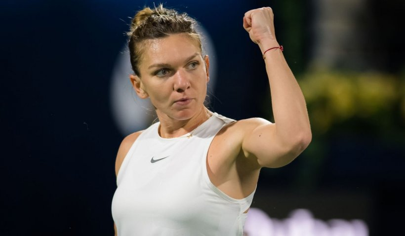 Simona Halep a câștigat finala turneului WTA de la Praga, după ce a învins-o pe Elisei Mertens