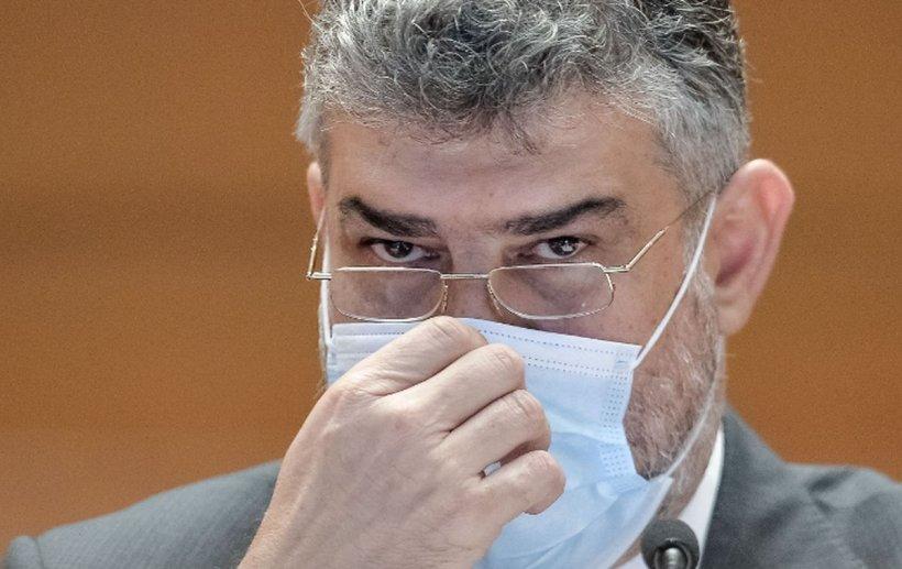 Cine e parlamentarul PSD care nu a semnat moțiunea de cenzură împotriva Guvernului Orban