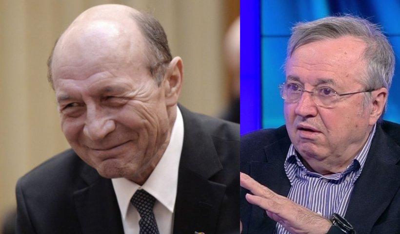 Ion Cristoiu: Cutremur pe scena politică: Traian Băsescu chiar candidează!