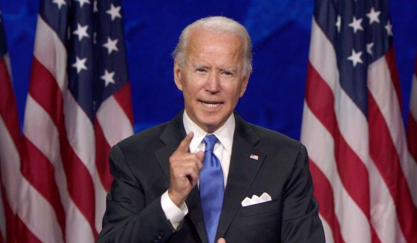 Biden, nominalizat oficial candidatul democraţilor. Kerry şi Powell, atacuri dure la adresa lui Trump