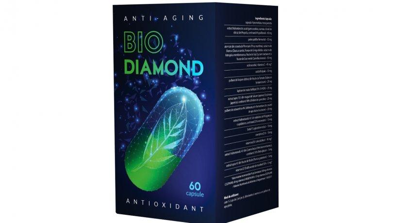 Bio Diamond - cel mai tare antioxidant!