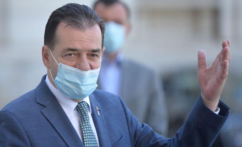 Orban: Atacăm moţiunea PSD la Curtea Constituţională. Să vă fie ruşine!
