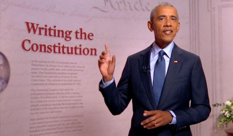 Spectacolul electoral din SUA, la Antena 3. Barack Obama, discurs la Convenţia Democrată