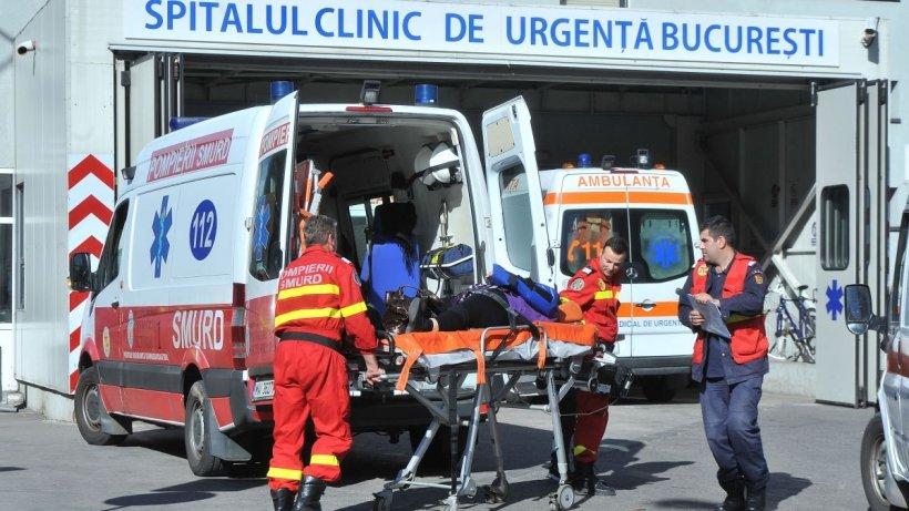 ALERTĂ la Spitalul Floreasca din Capitală! 2 secții au fost deja închise după ce mai multe cadre medicale au fost confirmate pozitiv cu coronavirus