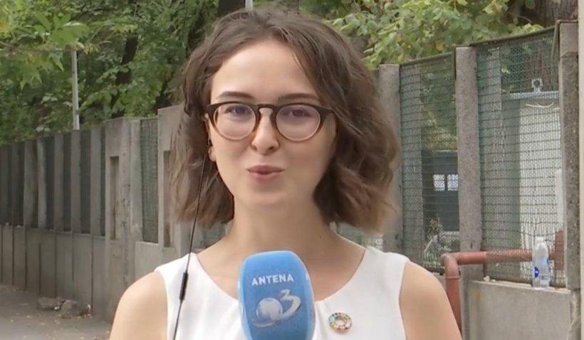 Realizare remarcabilă a unei studente. Tânăra care reprezintă România la ONU