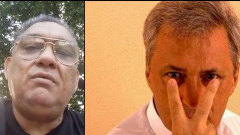 Un interlop îl ameninţă direct pe ministrul de Interne: ''Tu eşti Vela, eu sunt Gongoi! Tu eşti poliţist, mă?''