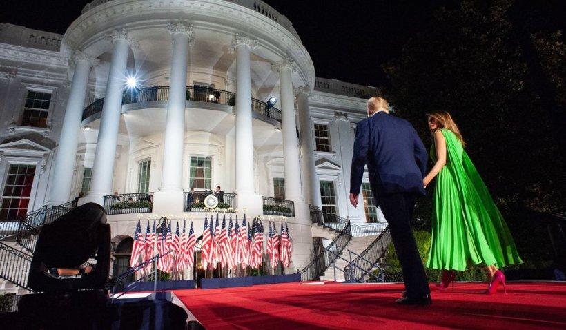 Show total în ultima zi a Convenţiei Republicane. Antena 3, în prima linie a bătăliei americane